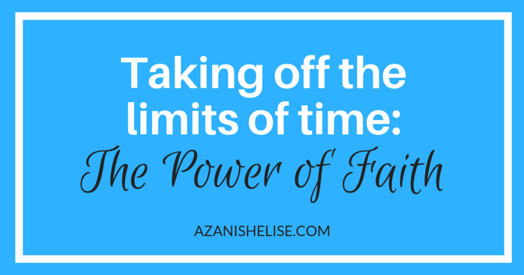 Power of Faith Blog - Graphic