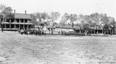10th Calvary at Fort Huachuca ca. 1910s