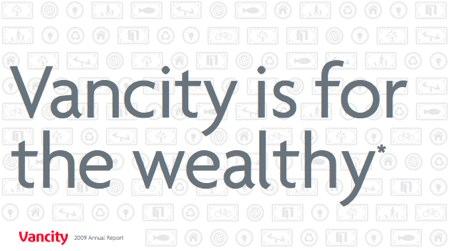 Vancity 2009 Annual Report