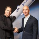 bezos invests in multiple satellite project