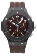 Hublot Big Bang Mechanical (Automatic) Brown Dial Mens Watch 301.CB.1001.RX (Certified Pre-Owned)