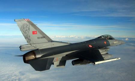 Թուրքական օդուժը հատել է հունական սահմանը