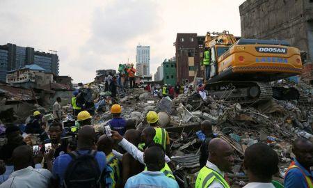 Նիգերիայում փլատակների տակից դուրս են բերել 37 մարդու