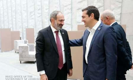 Նիկոլ Փաշինյանը շնորհավորել է Հունաստանի վարչապետին