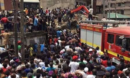 Նիգերիայում շենքի փլուզման հետևանքով զոհերի թիվն ավելացել է