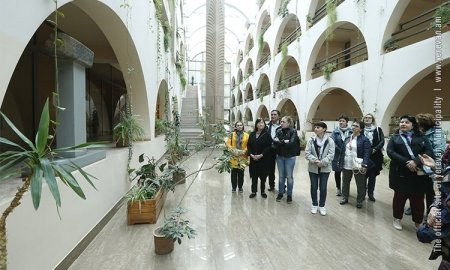 Ղազախստանի զբոսաշրջային ոլորտի ներկայացուցիչները Երևանում են