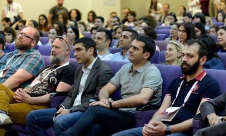 Հակոբ Արշակյանը ելույթ է ունեցել «Yerevan Testing Days» կոնֆերանսում