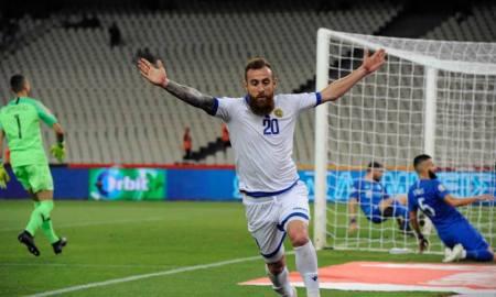 ԵՎՐՈ-2020. Հայաստանի հավաքականը կարևոր հաղթանակ տարավ Հունաստանի նկատմամբ (ՏԵՍԱՆՅՈՒԹ)