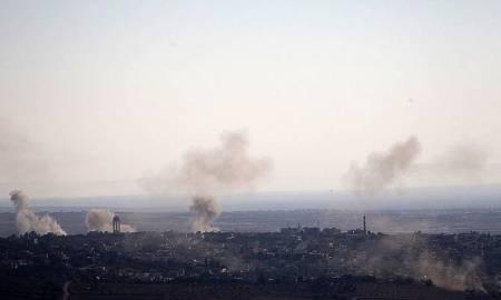 Իսրայելը ռադիոէլեկտրոնային պայքարի միջոցներ է կիրառել Սիրիային հրթիռահարված հասցնելիս. SANA