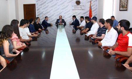 Հայաստանի ուսանող մարզիկները կմասնակցեն 30-րդ համաշխարհային ունիվերսիադային