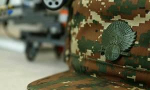 Մարտական դիրքում գտնվել է շարքային զինծառայողի դի․ Արծրուն Հովհաննիսյան