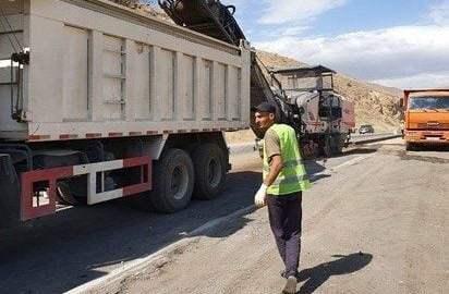 Երևան-Երասխ-Գորիս-Մեղրի-հայ-իրանական սահմանին մեկնարկել են հիմնանորոգման աշխատանքները