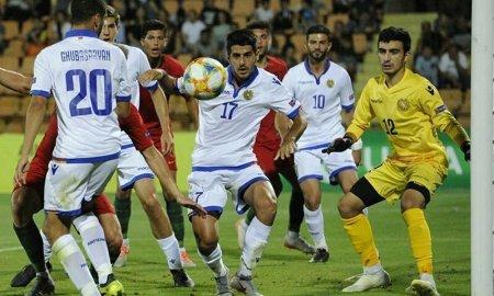 Հայաստանի Մ19 հավաքականը ընկերական խաղեր կանցկացնի