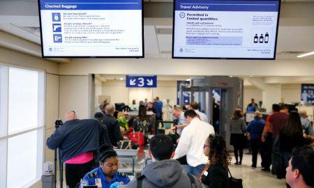 ԱՄՆ-ում 1000-ից ավելի թռիչք է չեղարկվել Դորիան փոթորկի հետևանքով
