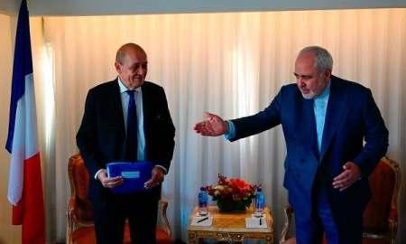 Իրանի և Ֆրանսիայի արտգործնախարարները հանդիպում են ունեցել