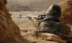 Հակառակորդը մեկ շաբաթում արձակել է 1500 կրակոց