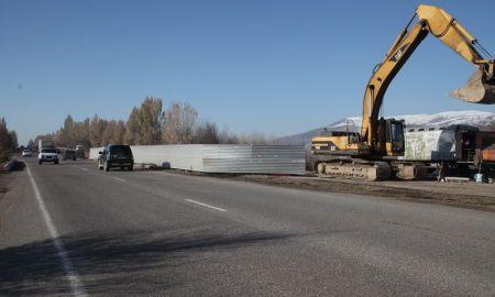 Աշտարակ - Եղվարդ հանրապետական նշանակության ավտոճանապարհին իրականացվում են հիմանանորոգման աշխատանքներ