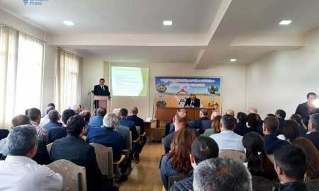 Շուշիում կայացել է «Գյուղատնտեսության ներկան և ապագան» խորագրով գիտագործնական կոնֆերանսի 2-րդ փուլը