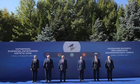 Երևանում ընթանում է ԵԱՏՄ բարձրագույն խորհրդի նիստը (ՈՒՂԻՂ ԵԹԵՐ)