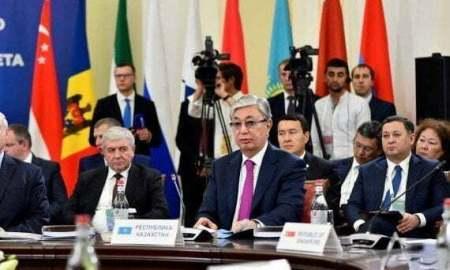 Ղազախստանի նախագահը հաջող է գնահատել ԵԱՏՄ-ում ՀՀ նախագահությունը