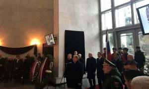 Նախագահ Սարգսյանը մասնակցել է Գոհար Վարդանյանի վերջին հրաժեշտի արարողությանը