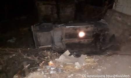 Վթար Պռոշյան գյուղում. կա զոհ