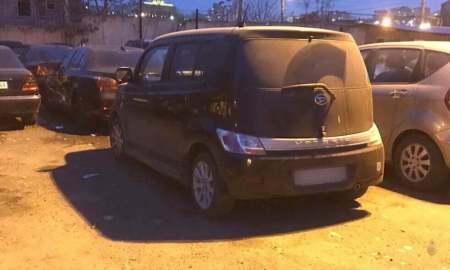 Մայթով երթևեկած մեքենան ու վարորդը հայտնաբերվել են (ՏԵՍԱՆՅՈւԹ)