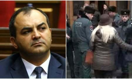 Արթուր Դավթյանն ընդունել է ապօրինի որդեգրման գործով տուժած քաղաքացիներին