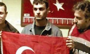 Դինքին սպանած անձը ժանդարմերիայի հրամանատարի ցուցումով է նկարվել թուրքական դրոշով