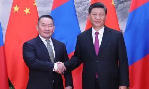 Մոնղոլիայի նախագահը Չինաստանից վերադառնալուց հետո 14 օր կանցկացնի կարանտինում