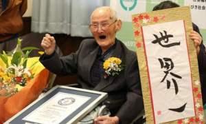 Ճապոնիայում մահացել է մոլորակի ամենատարեց մարդը
