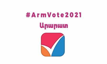 armvote2021 ararat