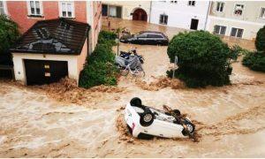 Austrian Flood