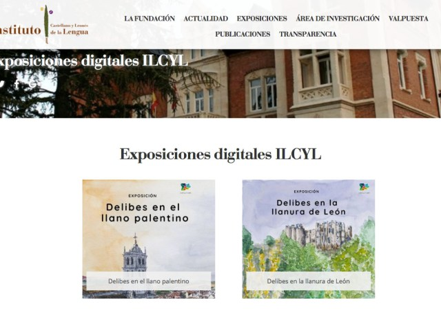 Delibes en el llano palentino y en la llanura de León
