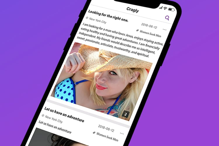 Fuck Swipe Reviews Where Are The Craigslist Personals Ads? Any Alternatives For Craigslist Personals?