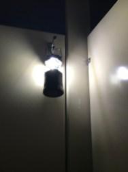 Cutest little loo lamps!