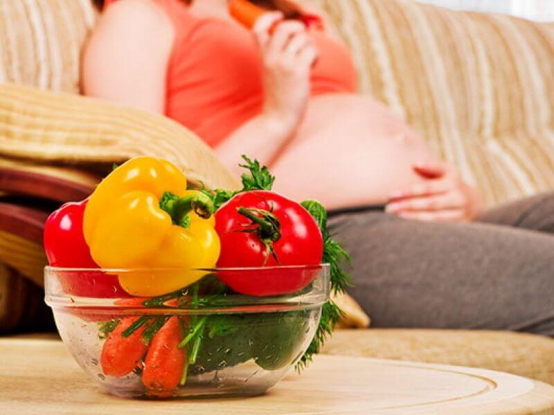 Жжение в горле при беременности