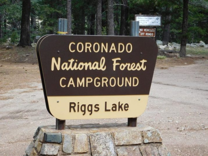 AZ Camp Guide | Riggs Flat Campground