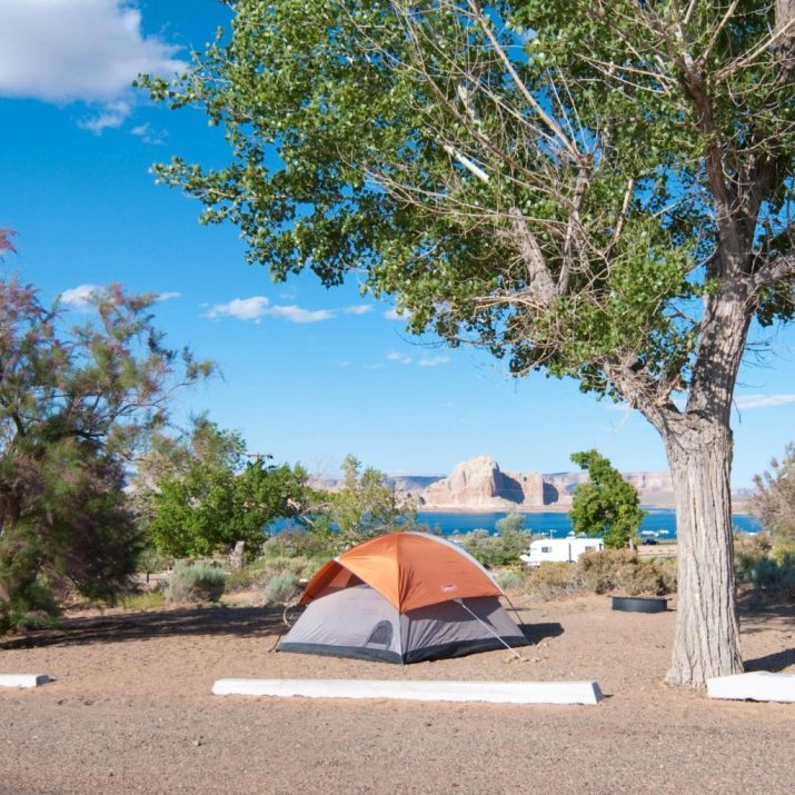 Camp Arizona Reservations: Wahweap RV & Campground
