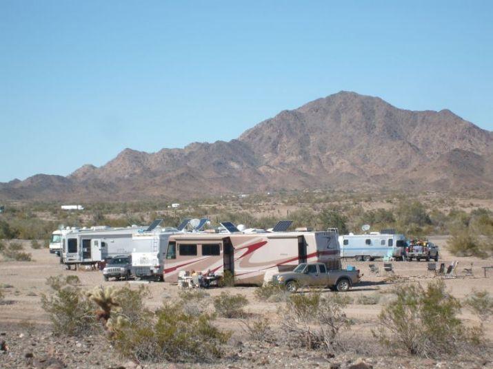 Az Camp Guide Dome Rock Mountain Camping Area