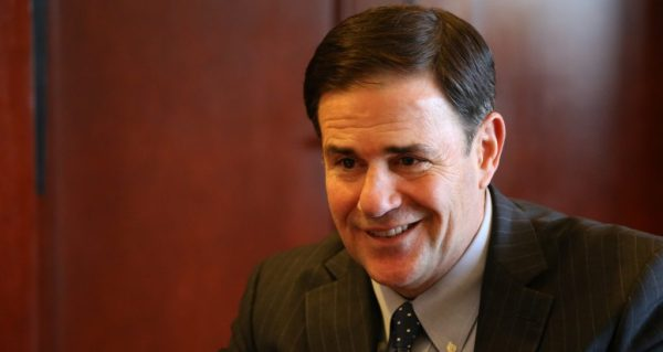 Ducey outraises 2 Dem foes combined in gubernatorial race ...