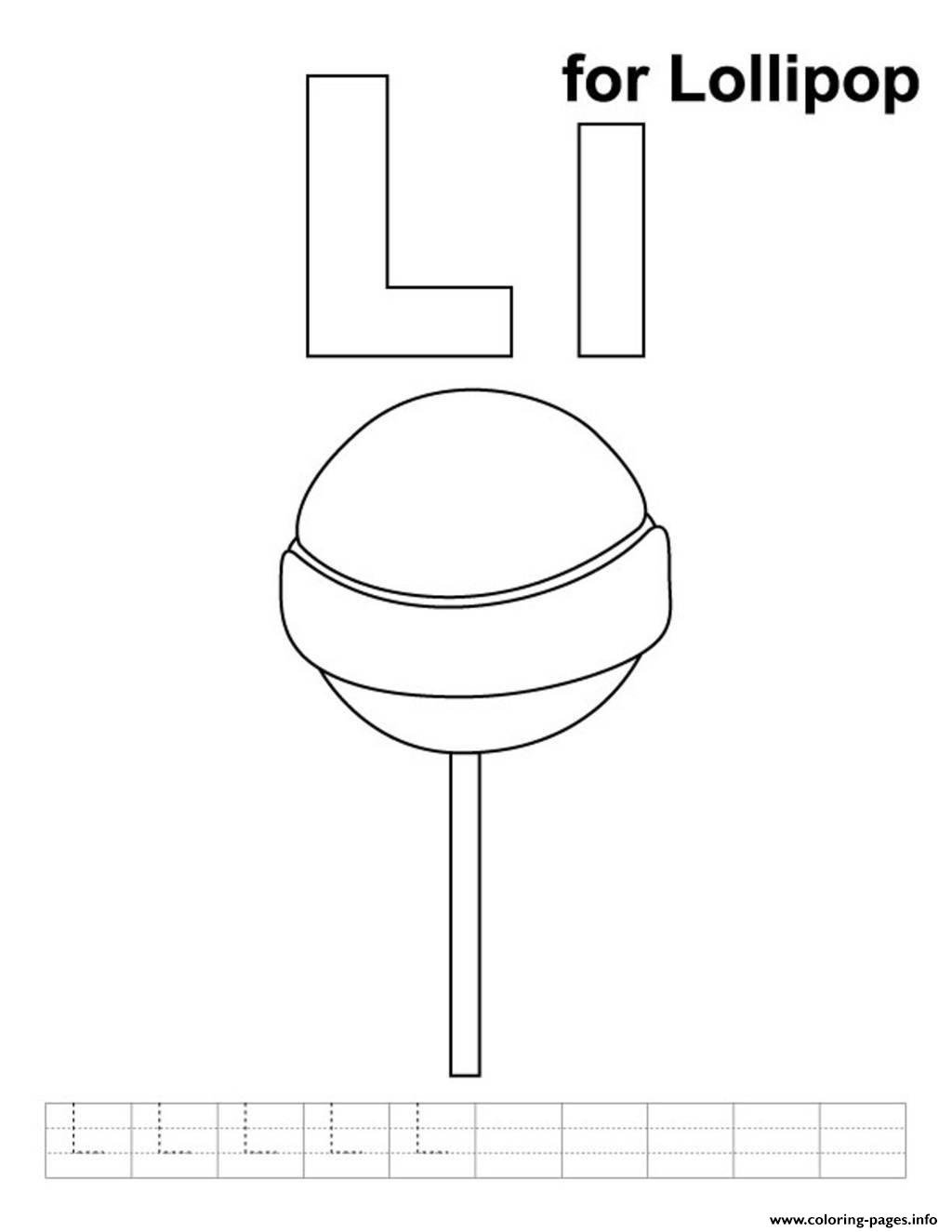 U Is For Underwear Coloring Page