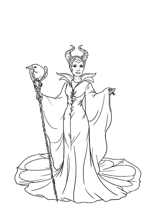 maleficent wings coloring coloring pages