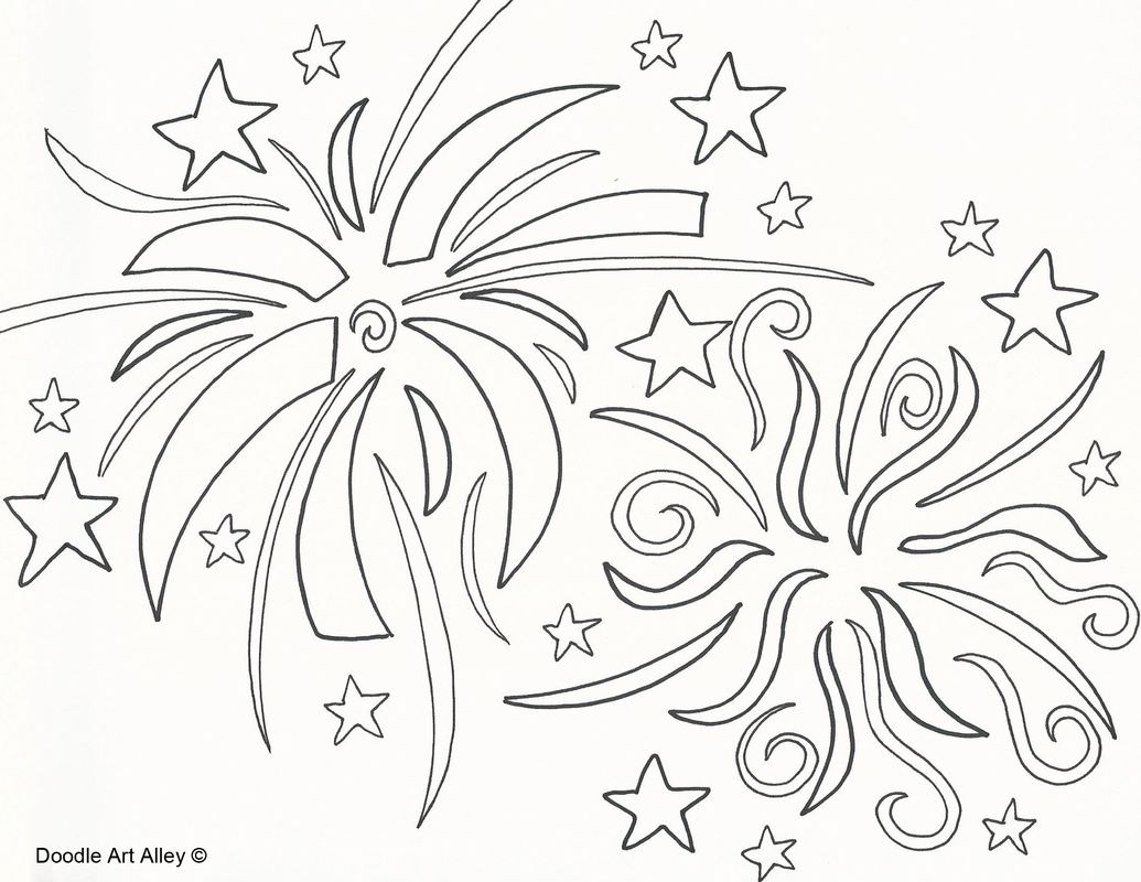 Beautiful Festival Fireworks Vector Material My Free
