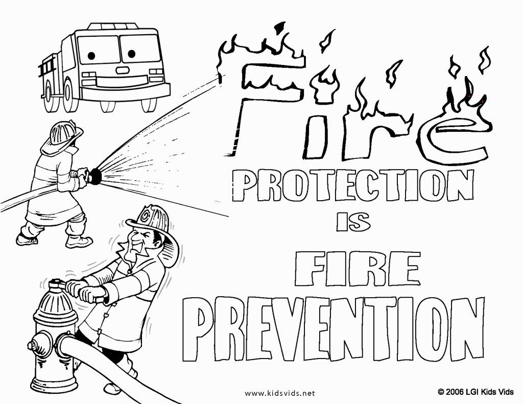 Internet Safety Coloring Page
