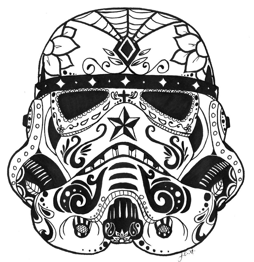 Sugar Skull Coloring Pages For Adults Coloring Home