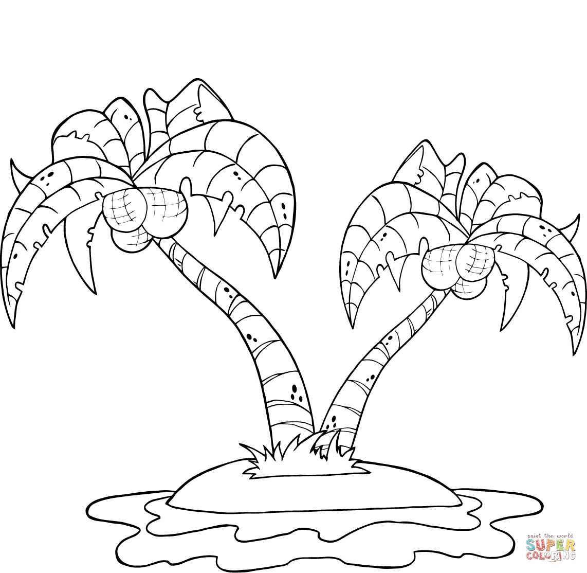 Lei Coloring Pages