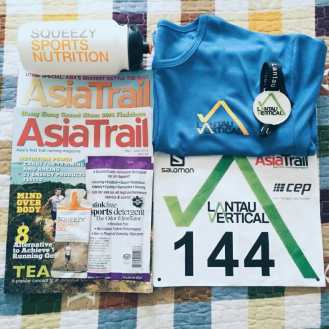 Lantau Vertical Race Pack