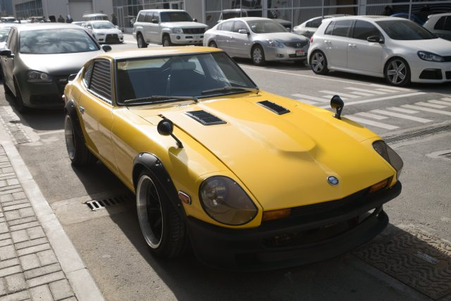 The Datsun 280z that made me fall in love