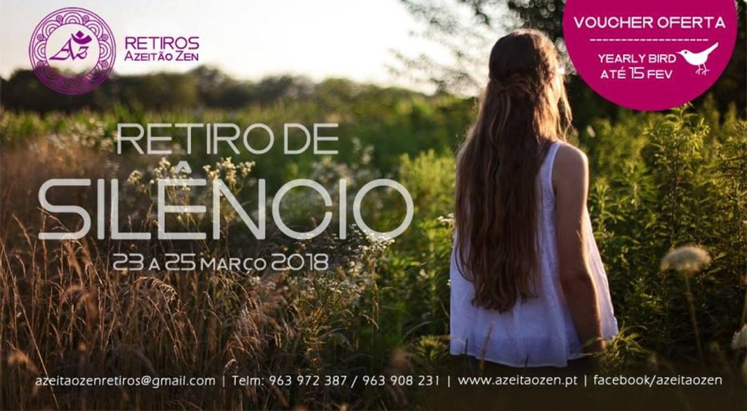 Retiro Silencio 23 a 25 marco 2018